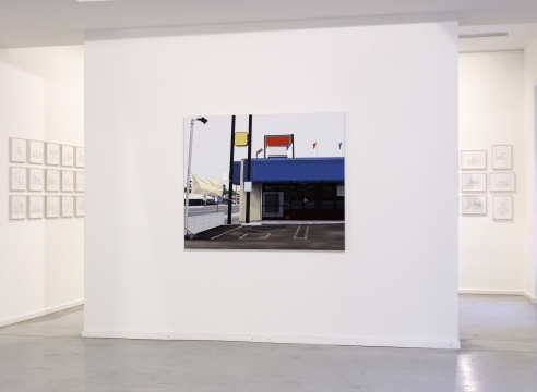 Peter Cain: The Los Angeles Pictures