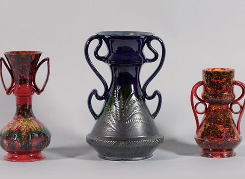 George Ohr Pottery