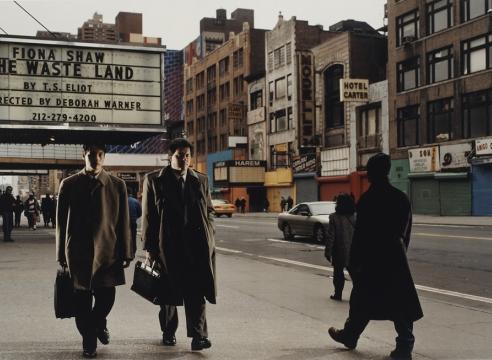 Glitz & Grime: Photographs of Times Square