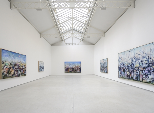 """Ali Banisadr: Ordered Disorders"""