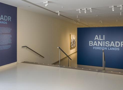 """""""Ali Banisadr : Foreign Lands"""""""