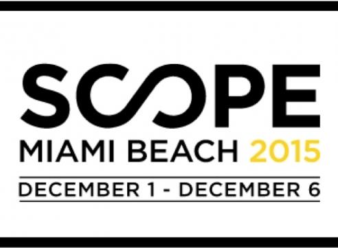 2015年SCOPE迈阿密海滩