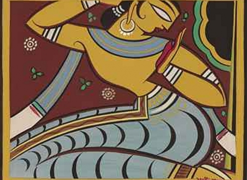 Jamini Roy | Living Folk