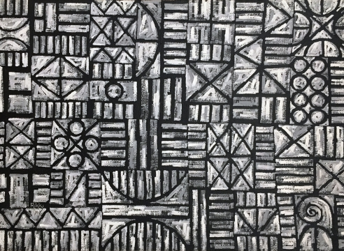 Interwoven Dialogues | Contemporary Art from Africa and South Asia