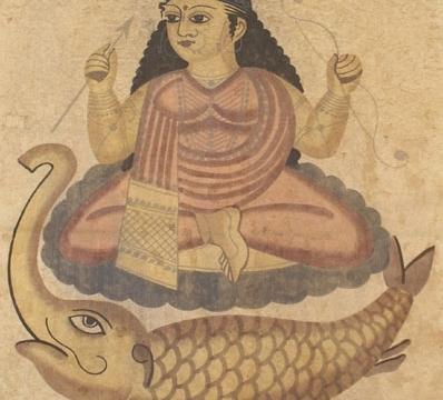 Kalighat Pat
