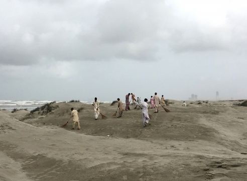 Sweeping Back the Sea | New Contemporary Art from Pakistan