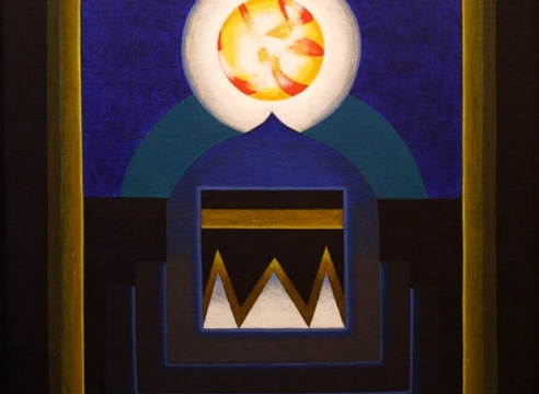 Approaching Abstraction: Works from the Herwitz Collection