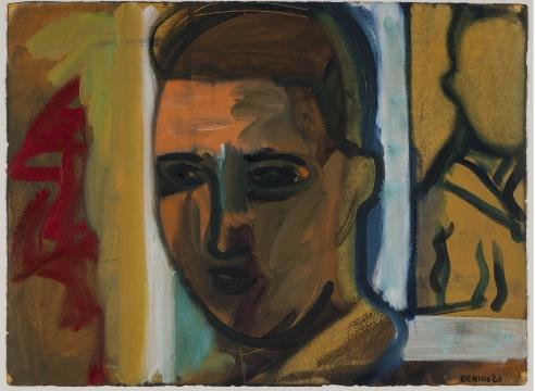 Robert De Niro Sr.: Intensity in Paint: Installation of Six Works