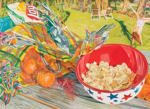Janet Fish: Color, Light, Pattern