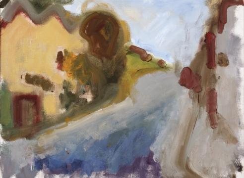 Robert De Niro, Sr.: Intensity in Paint: Installation of Six Works