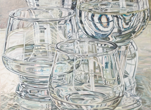 Janet Fish: Glass & Plastic, The Early Years, 1968-1978