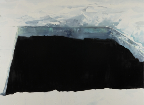 Ice Cuts Paintings