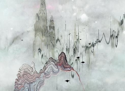 Darren Waterston: Ecstatic Landscape