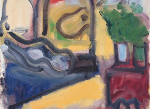 Robert De Niro, Sr. Paintings and Drawings, 1948 - 1989