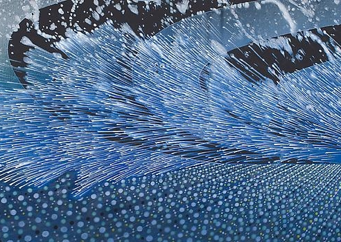 Barbara Takenaga: New Paintings