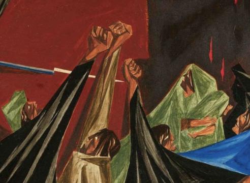 Jacob Lawrence: The American Struggle