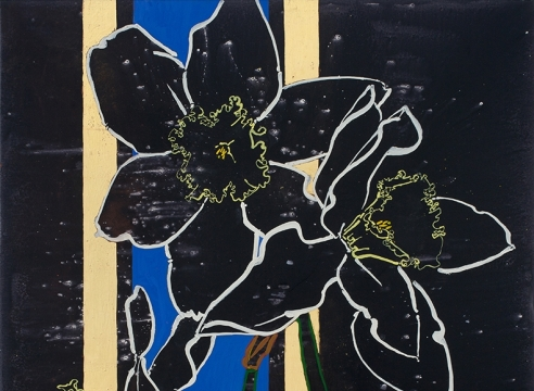 Robert Kushner: Portraits & Perennials