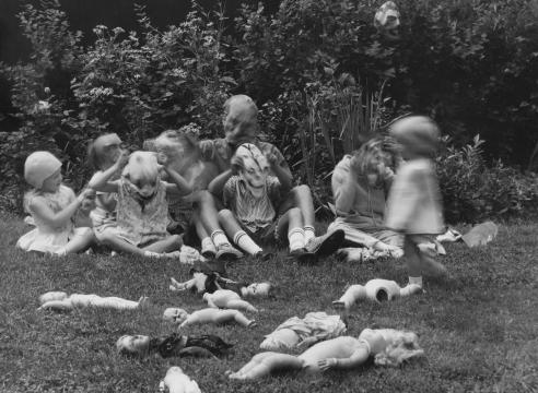 Dolls & Masks
