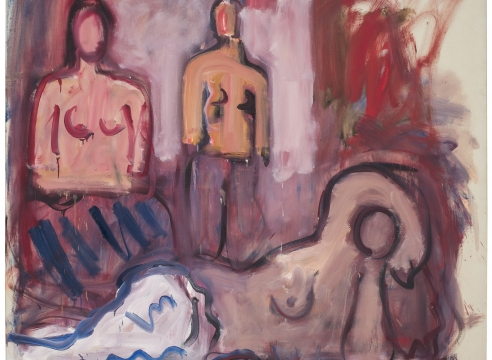 Figuration Never Died: New York Painterly Painting, 1950-1970