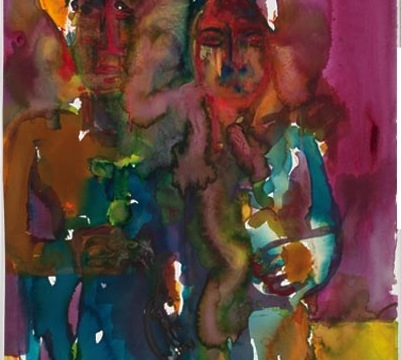 Modern Heroics: 75 Years of African American Expressionism at the Newark Museum