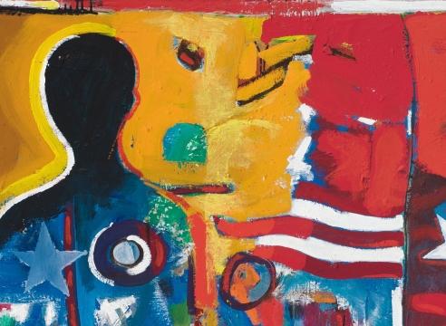 David Driskell: Resonance, Paintings 1965 - 2002