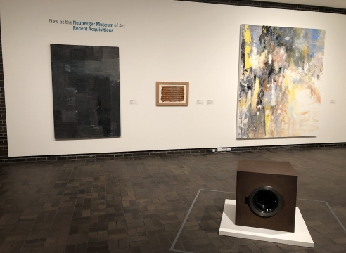 New at the Neuberger Museum of Art: Recent Acquisitions