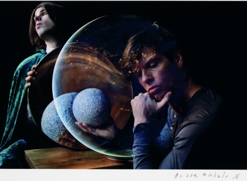 Duane Michals: Sequences & Talking Pictures