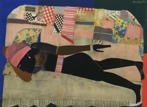 Black Models from Géricault to Matisse