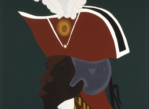 Jacob Lawrence: The Life of Toussaint L'Ouverture