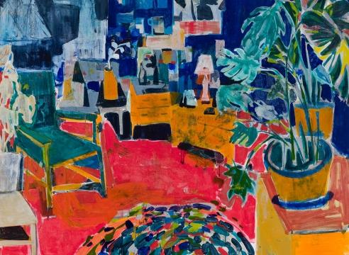 Allison Gildersleeve cropped painting