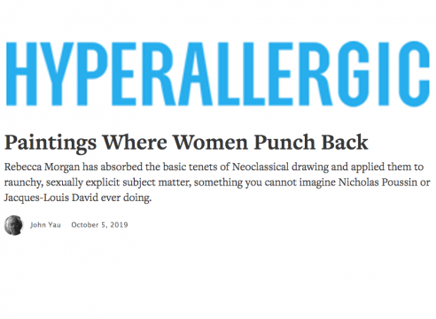 Hyperallergic review