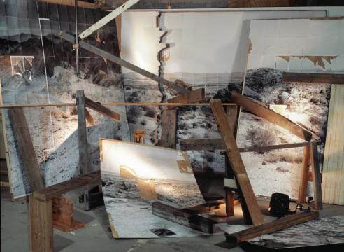 Photo of Rodrigo Valenzuela's studio