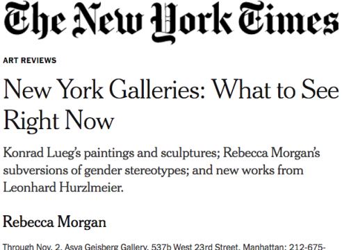 Review in The New York Times