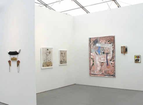 Untitled Miami booth