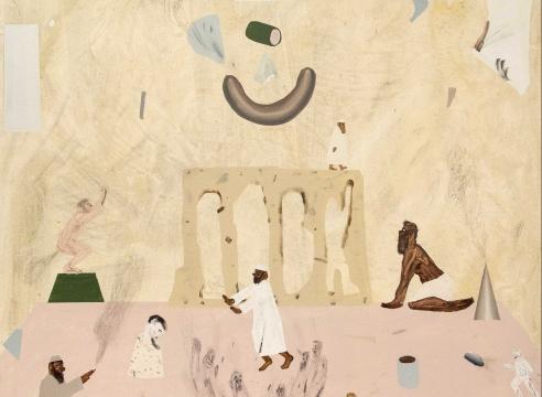 Gudmundur Thoroddsen collage