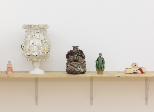 installation of ceramics