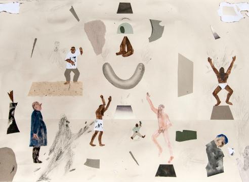 Work on paper by Gudmundur Thoroddsen