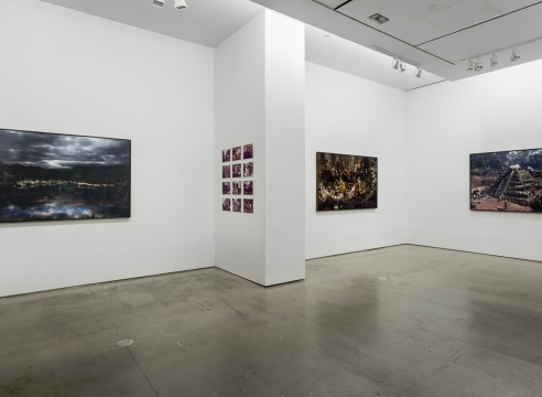 installation of Jasper de Beijer photos