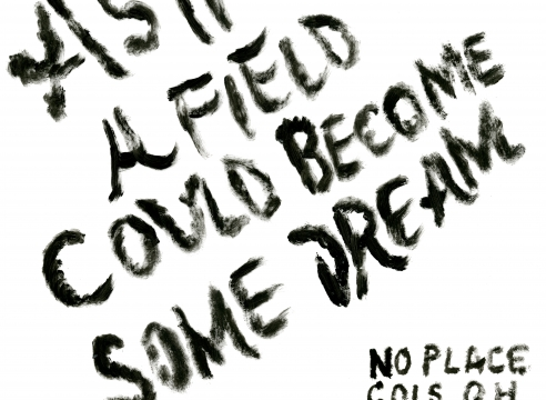 As If A Field Could Become Some Dream: May 19