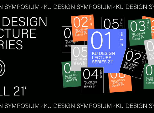 KU Design Symposium Banner