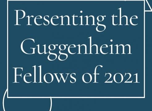 Rodrigo Valenzuela wins the 2021 Guggenheim Fellowship Award