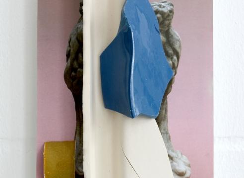 Ceramic on print