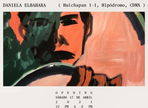 """Solo Exhibition with Ricardo Gonzalez: """"FRUTOS"""" at Daniela Elbahara Gallery, Mexico City, Mexico"""