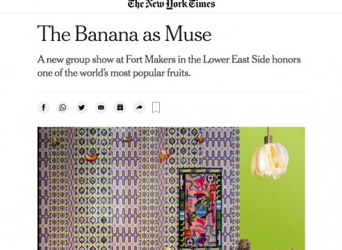 Rebecca Morgan in The New York Times
