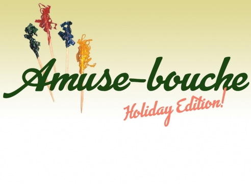 amuse-bouche holiday edition text