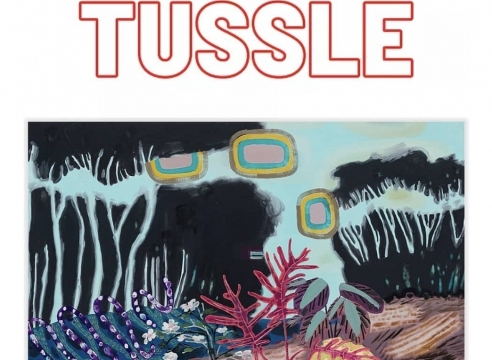 Melanie Daniel review in Tussle Magazine Projects
