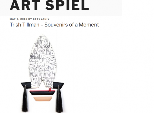 Art Spiel: Trish Tillman - Souvenirs of a Moment