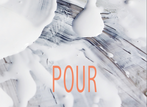 pour, a group exhibition