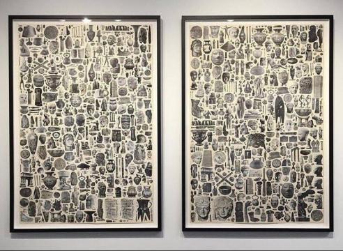 Matthew Craven collages