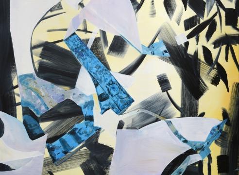 Painting by Marjolijn de Wit